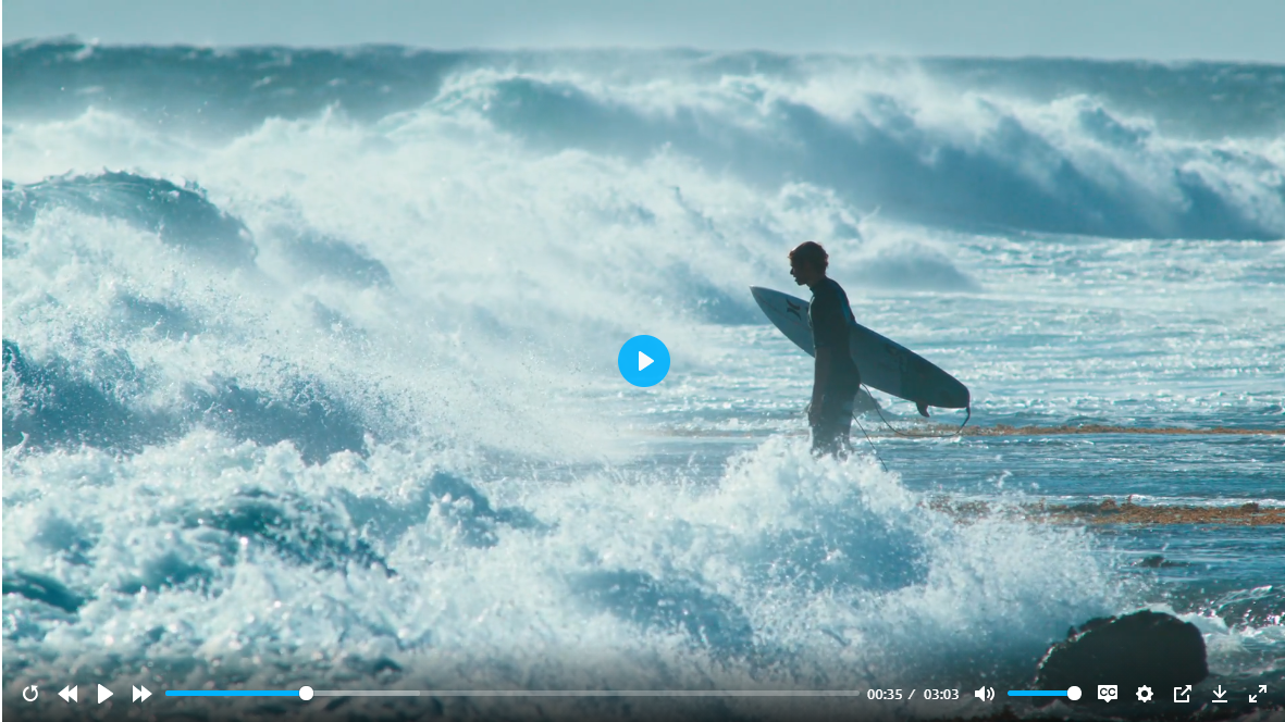 HTML5 Video Player